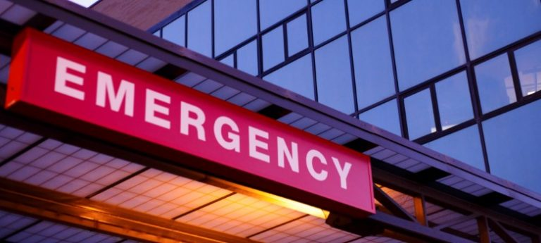 Online Emergency Room Reservation Service